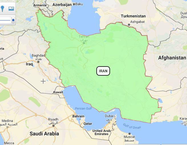 Iran Map2