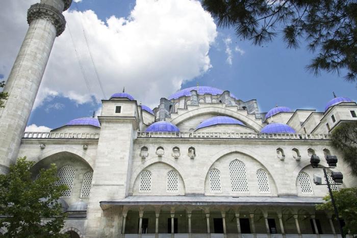 Sulaymeniye Mosque 002
