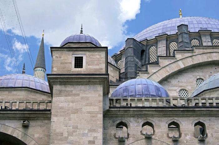 Sulaymeniye Mosque 003