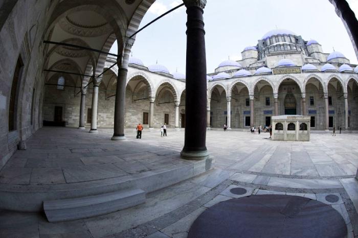 Sulaymeniye Mosque 005