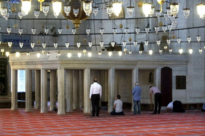 Sulaymeniye Mosque 007
